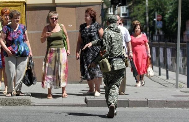 В Донецке 12 человек погибли при обстреле шахты