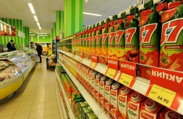 Роспотребнадзор запретил в РФ украинский сок и детское питание