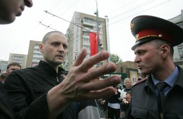 Суд признал Удальцова и Развозжаева виновными в организации беспорядков на Болотной