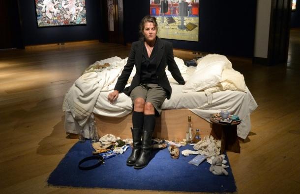 «Моя кровать» Трейси Эмин продана на Christie's за 4,3 млн долларов