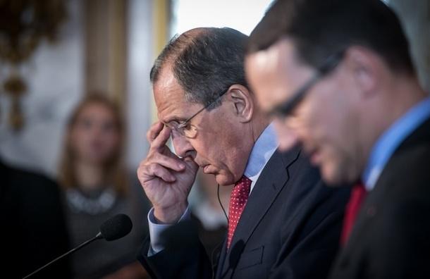 МИД России назвал санкции ЕС победой «террористического интернационала»