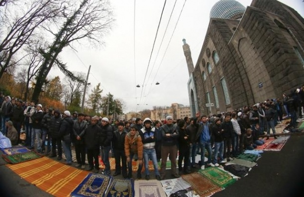 «Горьковскую» закроют на празднование Ураза-байрама