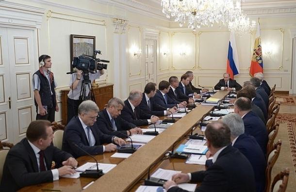 Путин призвал ускорить импортозамещение в ОПК