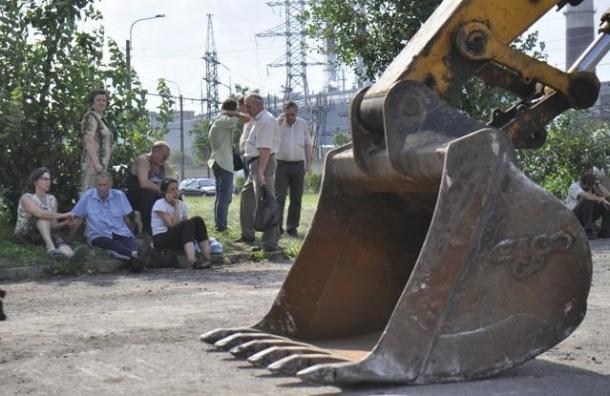 Владельцам снесенных в Петербурге гаражей выплатят компенсацию