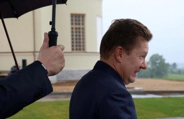 Глава Газпрома получит планшет стоимостью 114 млн рублей
