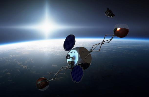 Космический мусор повредил американский сегмент МКС