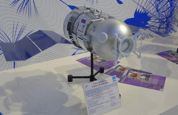 Биоспутник «Фотон-М» принял первые команды