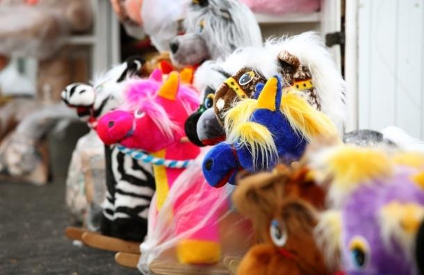 В центре Петербурга пройдет шествие мягких игрушек