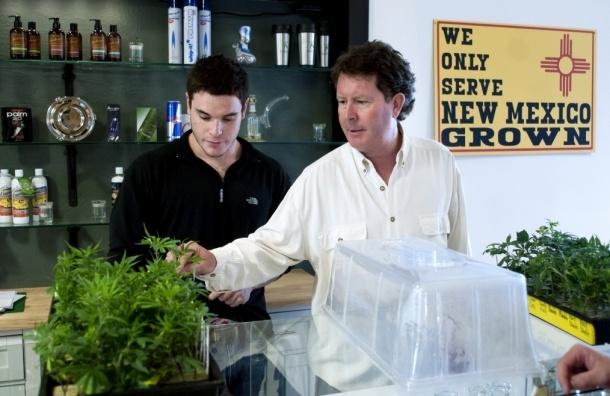 В США открыли институт марихуаны
