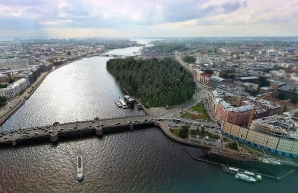 За парк на набережной Европы подписались более 16 тысяч человек