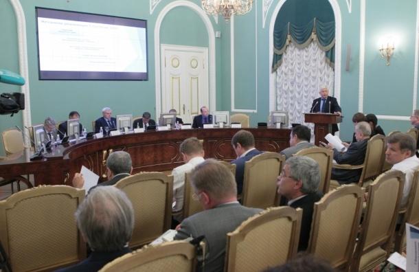 Полтавченко: «С 1 января 2015 года мы должны работать в рамках новой экономической политики»