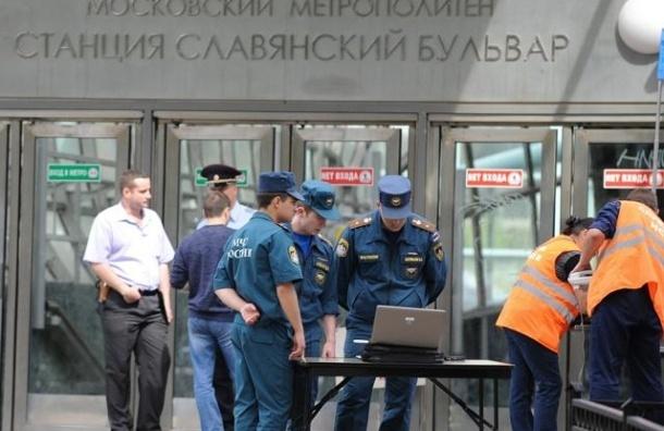 СК задержал двух подозреваемых по делу об аварии в московском метро