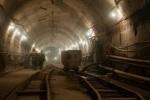 Поезд в московском метро врезался в стену из-за сбоя стрелки