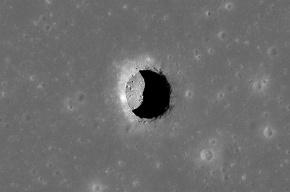 Ученые: Пещеры лунных кратеров могут стать жильем для астронавтов