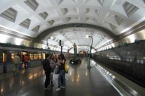 Задымление остановило поезда на синей ветке московского метро