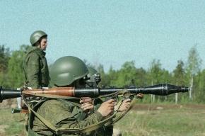 Войска Восточного военного округа подняты по внезапной тревоге