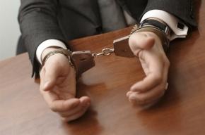 В Петербурге три офицера полиции стали фигурантами уголовного дела о взятке