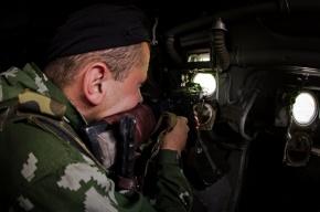Сепаратисты ДНР отступили из трех населенных пунктов
