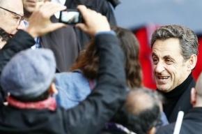 Полиция задержала экс-президента Франции Николя Саркози