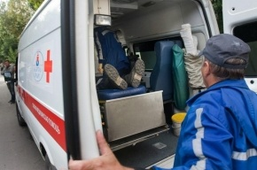 В аварии с автобусом в Ленобласти пострадали 14 человек