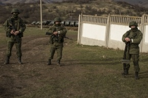 Минобороны опровергло заявления о концентрации войск на границе с Украиной