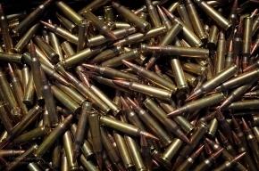 Полиция изъяла у петербуржца 6 тысяч патронов и две гранаты