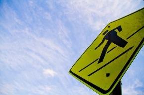 В Петербурге внедорожник насмерть сбил пешехода на зебре