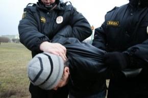 В Петербурге грабители избили полицейских при задержании