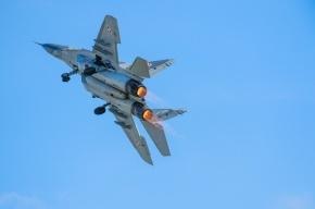 Истребитель МиГ-29 разбился под Астраханью, пилот погиб