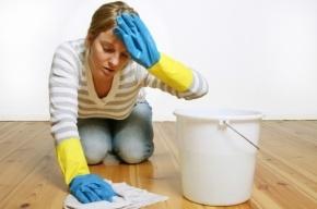 Женщина устает на работе меньше, чем дома