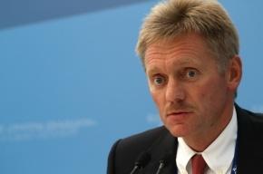Песков назвал бредом слухи о подготовке точечных ударов по Украине