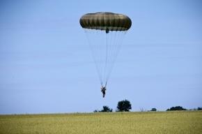 В Подмосковье разбился один из лучших парашютистов России