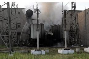 Луганскую область отключили от энергосистемы Украины