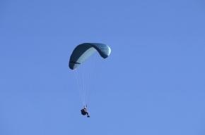 Во Владимирской области разбились два парашютиста