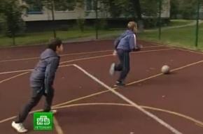 В Купчино спортплощадку могут снести из-за шума и мата