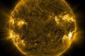 На Солнце внезапно исчезли все пятна, говорят ученые