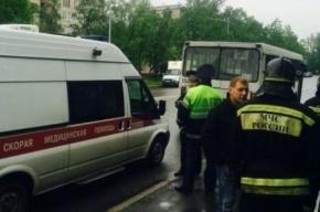 В Петербурге в аварии с автобусом погиб человек и пятеро пострадали