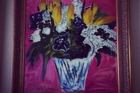 Выставка картин Евгении Васильевой открылась в Москве