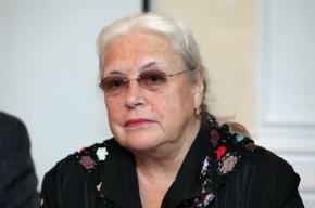 В Москве обокрали квартиру актрисы Лидии Шукшиной