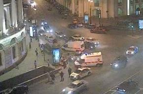В ДТП на Невском проспекте пассажир вылетел через стекло
