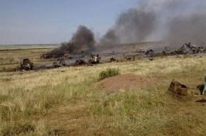 МВД Украины подтвердило гибель 30 военных в Зеленополье