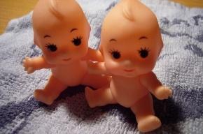 В Петербурге найдены мертвыми новорожденные двойняшки