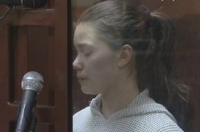 Петербурженка на суде раскаялась в том, что заморила дочь голодом