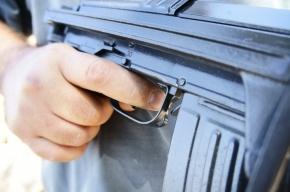 В Ленобласти поймали охранника, сбежавшего с автоматом