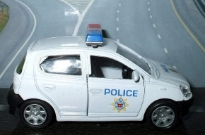 В Ленобласти нарушитель на иномарке покалечил инспекторов ДПС
