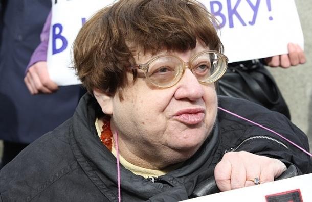 Правозащитница Валерия Новодворская скончалась в Москве