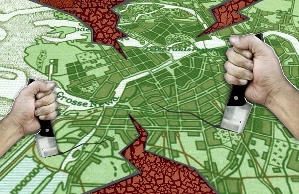 Поле боя: Генеральный план Петербурга