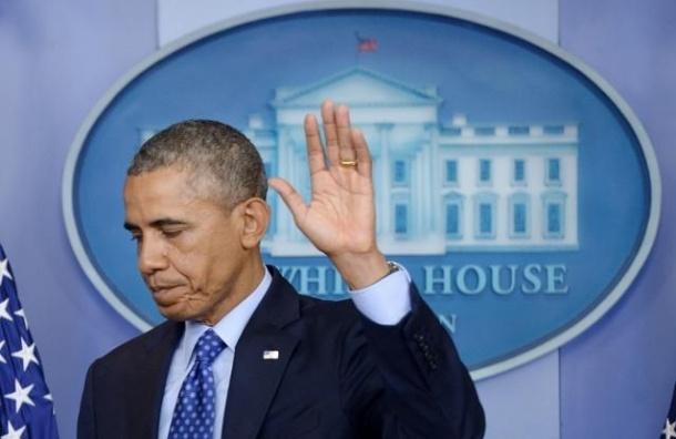 Конгресс США поддержал иск к Бараку Обаме