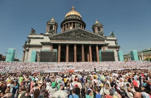 Смольный потратит на культуру и туризм 143 млн рублей за пять лет