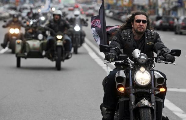 Кадыров вступил в мотоклуб «Ночные волки»